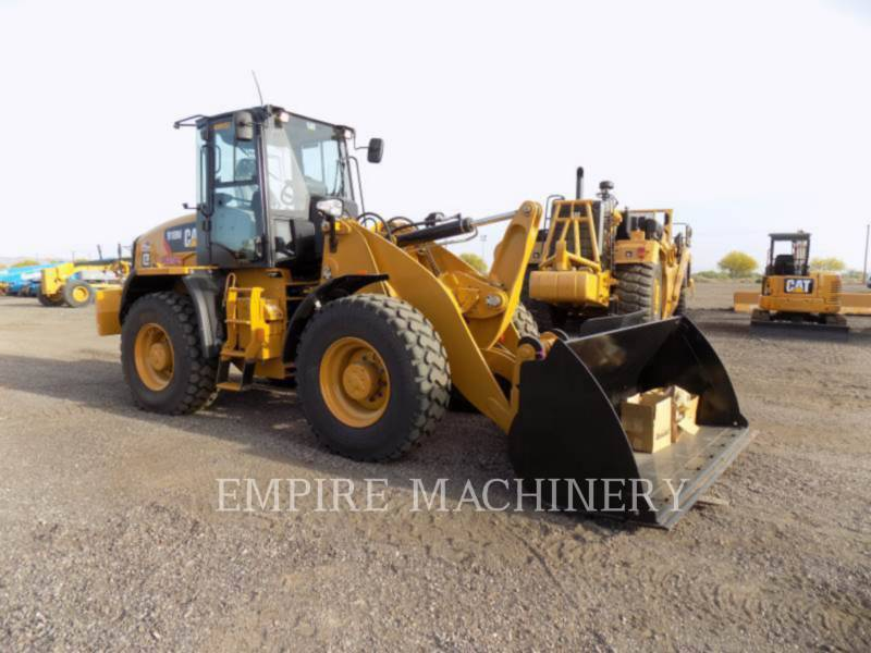 CATERPILLAR CARGADORES DE RUEDAS 918M equipment  photo 1