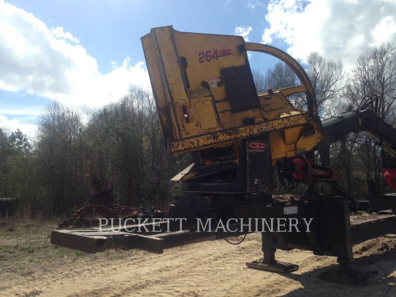 CATERPILLAR ARTICULATION POUR CHARGEUR 2384C equipment  photo 10