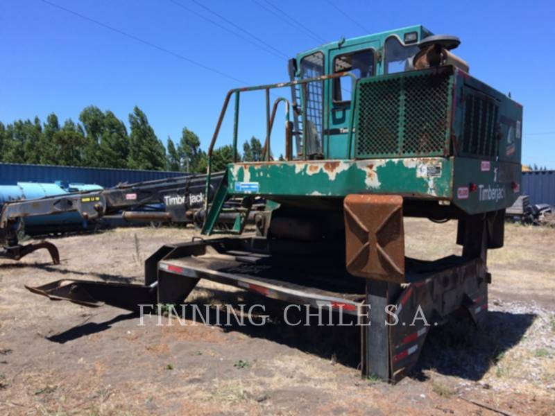 TIMBERJACK INC. CRANES 330B equipment  photo 1
