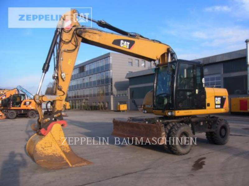 CATERPILLAR ホイール油圧ショベル M316D equipment  photo 3