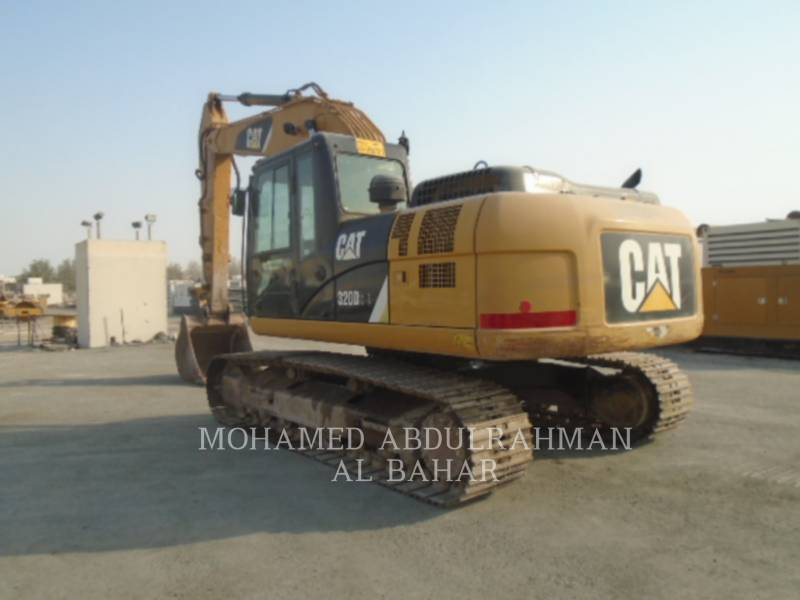 Caterpillar EXCAVATOARE PE ŞENILE 320D2L equipment  photo 3