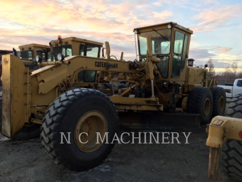 CATERPILLAR NIVELEUSES 14G equipment  photo 2