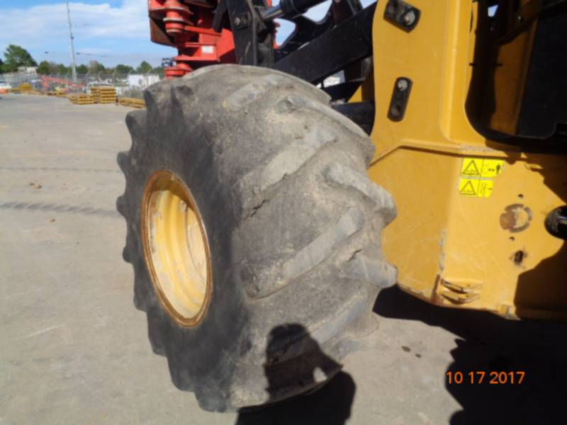 CATERPILLAR FORESTRY - FELLER BUNCHERS - WHEEL 563C equipment  photo 9