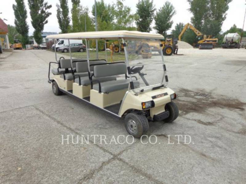 CLUB CAR UTILITY VEHICLES / CARTS VILLAGER equipment  photo 4