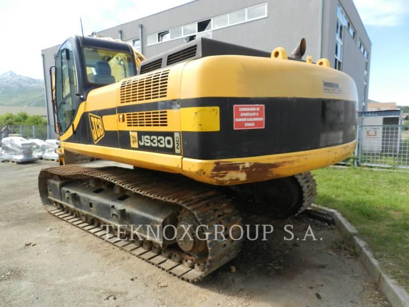 JCB KOPARKI GĄSIENICOWE JS330NC equipment  photo 3