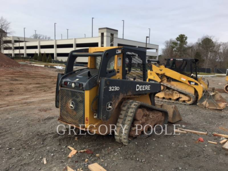 JOHN DEERE MULTI TERRAIN LOADERS 323D equipment  photo 4
