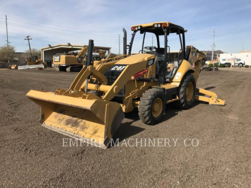 CATERPILLAR CHARGEUSES-PELLETEUSES 420F 4EO P equipment  photo 4