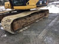 CATERPILLAR TRACK EXCAVATORS 320 D L equipment  photo 13