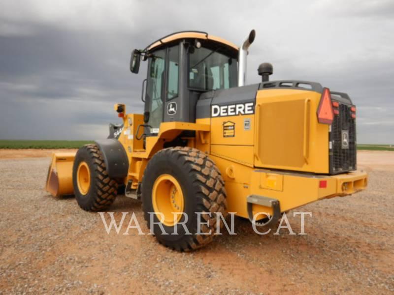 JOHN DEERE WIELLADERS/GEÏNTEGREERDE GEREEDSCHAPSDRAGERS 544 equipment  photo 3