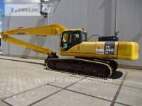 KOMATSU LTD. EXCAVADORAS DE CADENAS PC340NLC equipment  photo 2