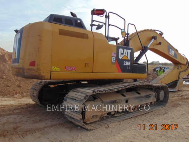 Caterpillar EXCAVATOARE PE ŞENILE 336EL HYB equipment  photo 2