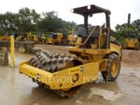 Equipment photo CATERPILLAR CP-433E COMPACTEUR VIBRANT, MONOCYLINDRE À PIEDS DAMEURS 1