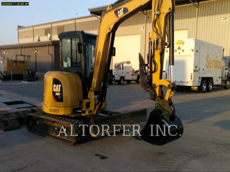 Caterpillar EXCAVATOARE PE ŞENILE 305E2 CR- equipment  photo 2