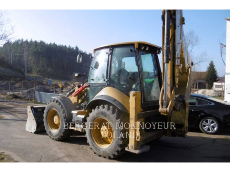CATERPILLAR KOPARKO-ŁADOWARKI 444F equipment  photo 12