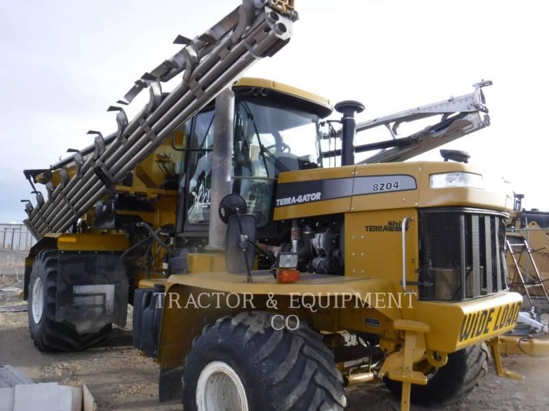 AG-CHEM ROLNICTWO - INNE 8204 equipment  photo 7