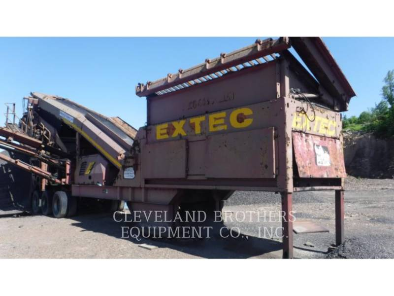 EXTEC スクリーン 5000 TURBO equipment  photo 3