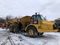 CATERPILLAR ARTICULATED TRUCKS 740B T equipment  photo 2
