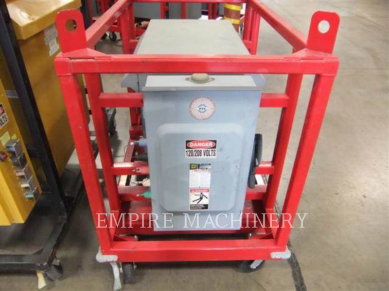 MISCELLANEOUS MFGRS OTHER 75KVA PT equipment  photo 3