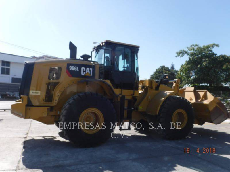 CATERPILLAR PALE GOMMATE/PALE GOMMATE MULTIUSO 966 L equipment  photo 6