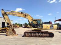 KOMATSU EXCAVADORAS DE CADENAS PC450 equipment  photo 7