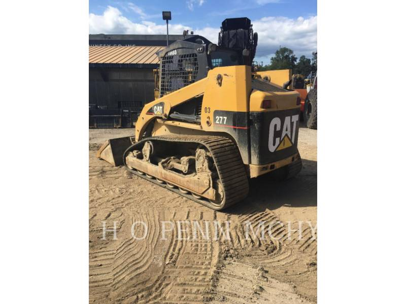 CATERPILLAR CARGADORES MULTITERRENO 277 equipment  photo 5