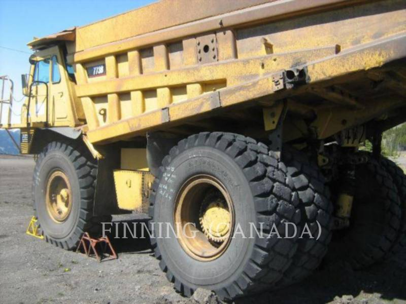 CATERPILLAR OFF HIGHWAY TRUCKS 773B equipment  photo 3