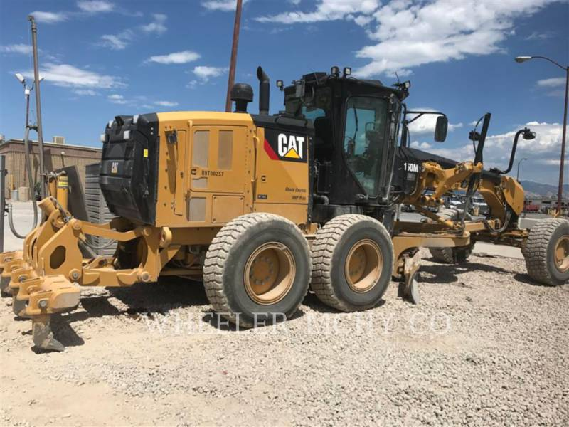 CATERPILLAR MOTOR GRADERS 160M2 AWDX equipment  photo 1