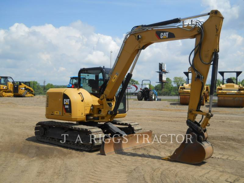 CATERPILLAR EXCAVADORAS DE CADENAS 308E equipment  photo 2