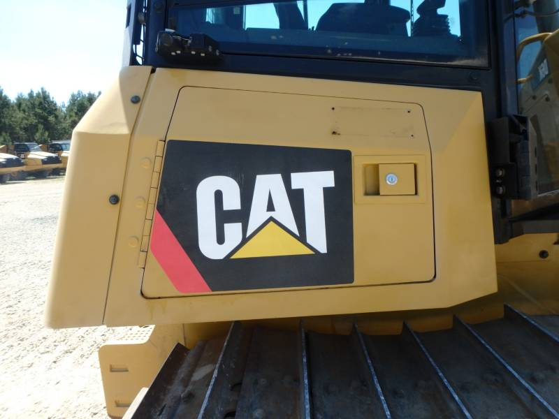 CATERPILLAR TRACTOREN OP RUPSBANDEN D6K2LGP equipment  photo 12