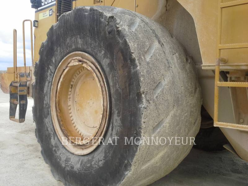 CATERPILLAR CARGADORES DE RUEDAS 992G equipment  photo 12