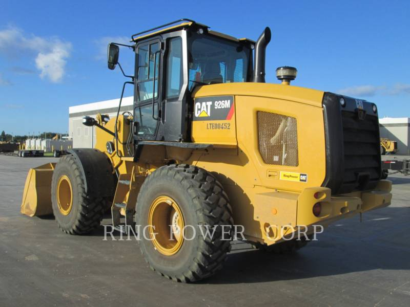 CATERPILLAR WHEEL LOADERS/INTEGRATED TOOLCARRIERS 926M3VPO equipment  photo 3