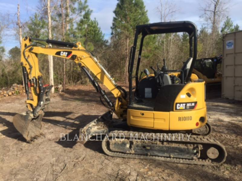 CATERPILLAR ESCAVADEIRAS 303.5E equipment  photo 2
