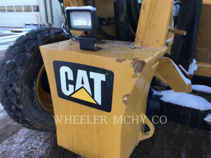 CATERPILLAR TELEHANDLER TL1255C CB equipment  photo 5