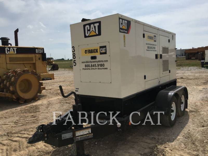 CATERPILLAR MOBILE GENERATOR SETS XQ100 equipment  photo 1