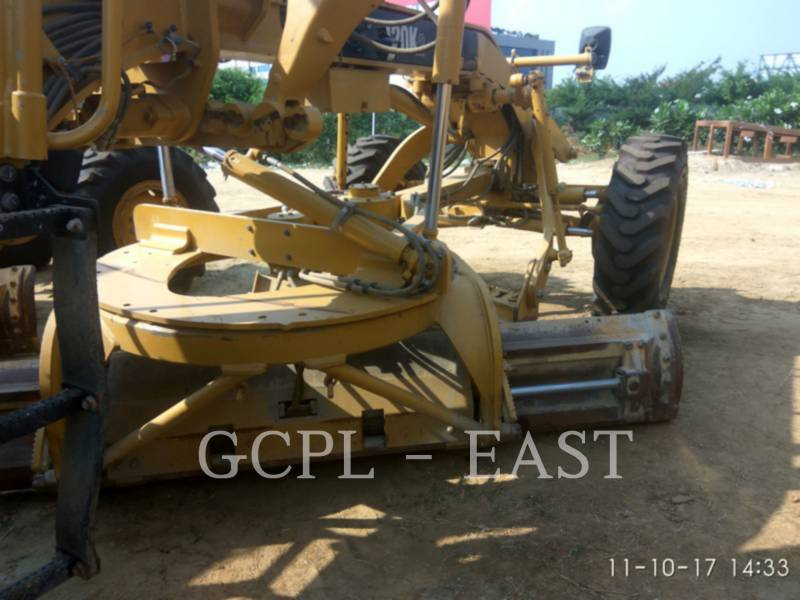 CATERPILLAR MOTORGRADER 120K2 equipment  photo 6