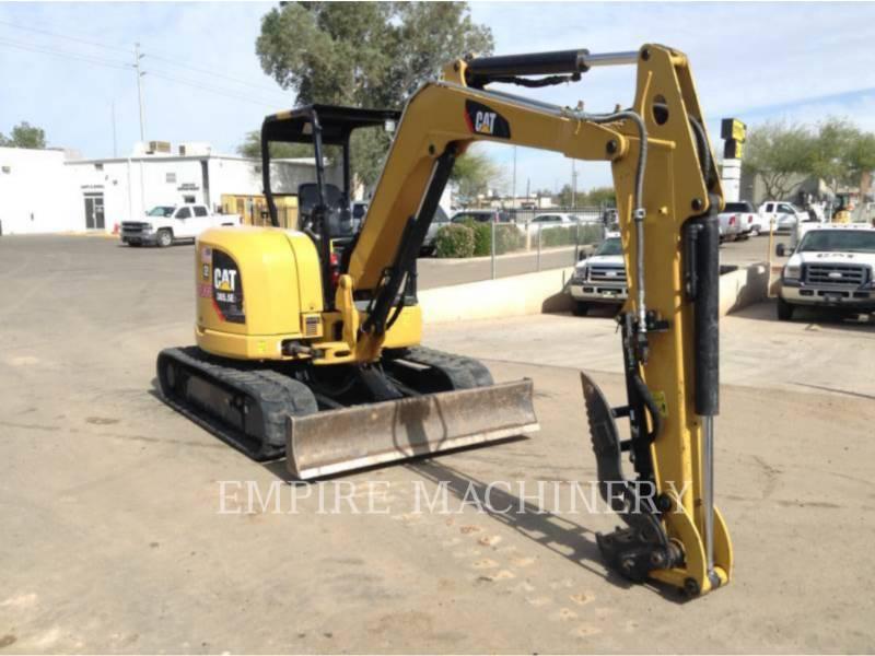 CATERPILLAR EXCAVADORAS DE CADENAS 305.5E2CR equipment  photo 1