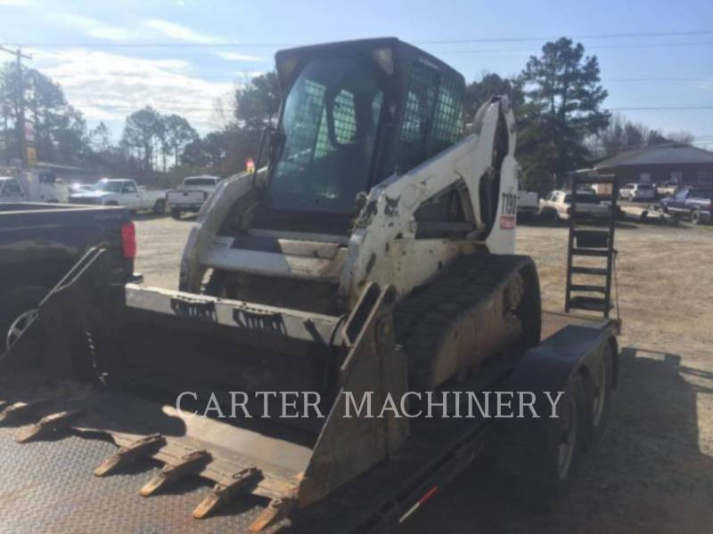 BOBCAT SKID STEER LOADERS BOB T190 equipment  photo 3