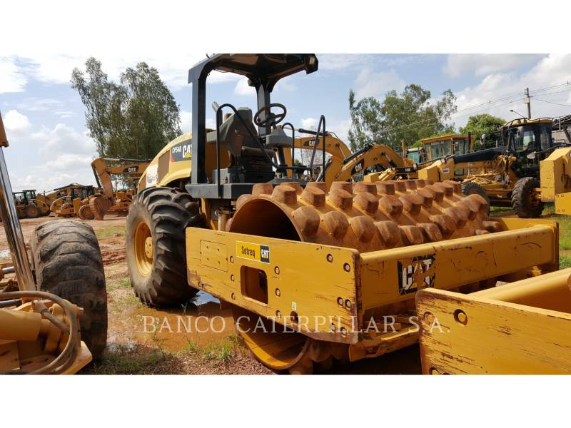 CATERPILLAR COMPACTEURS CP54B equipment  photo 1