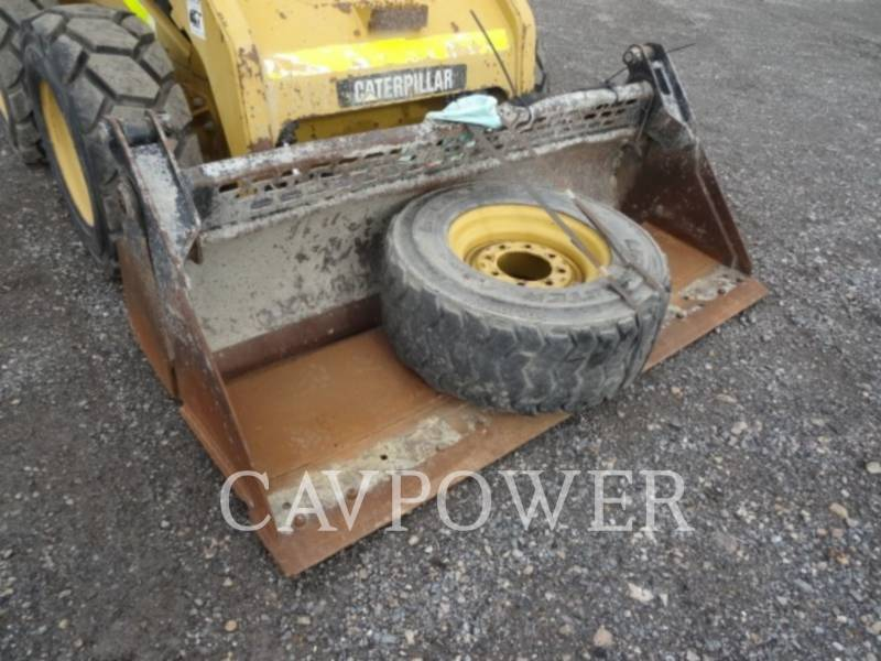 CATERPILLAR SKID STEER LOADERS 246C equipment  photo 20