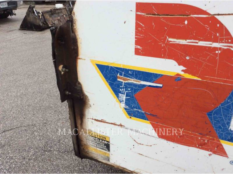 ROADTEC ASPHALT PAVERS RP150 equipment  photo 17