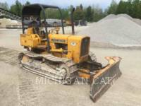 JOHN DEERE TRACK TYPE TRACTORS 350B equipment  photo 1