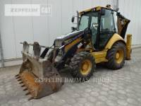 Equipment photo CATERPILLAR 432E GRAAF-LAADCOMBINATIES 1