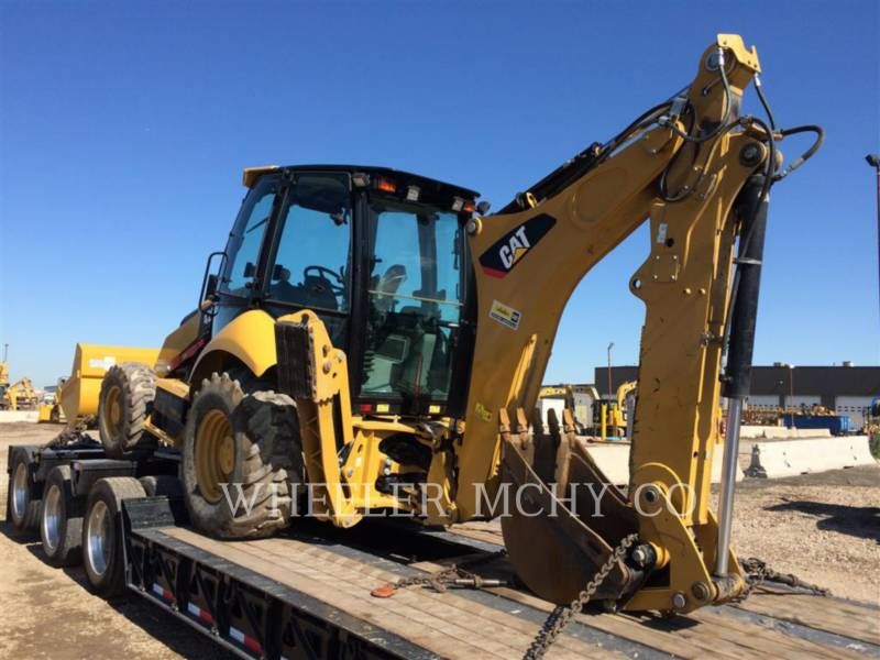 CATERPILLAR BACKHOE LOADERS 420F E equipment  photo 4