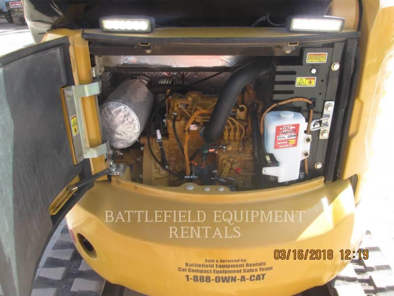CATERPILLAR TRACK EXCAVATORS 303E CR equipment  photo 6