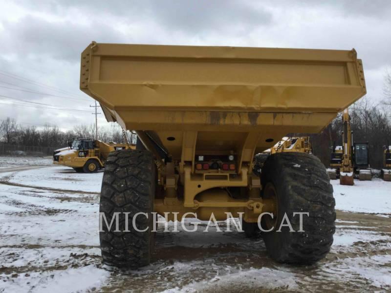 CATERPILLAR TOMBEREAUX ARTICULÉS 740 T equipment  photo 18
