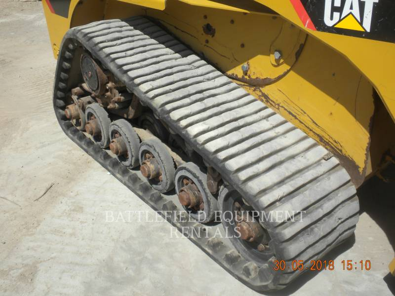 CATERPILLAR UNIWERSALNE ŁADOWARKI 257B3 equipment  photo 10