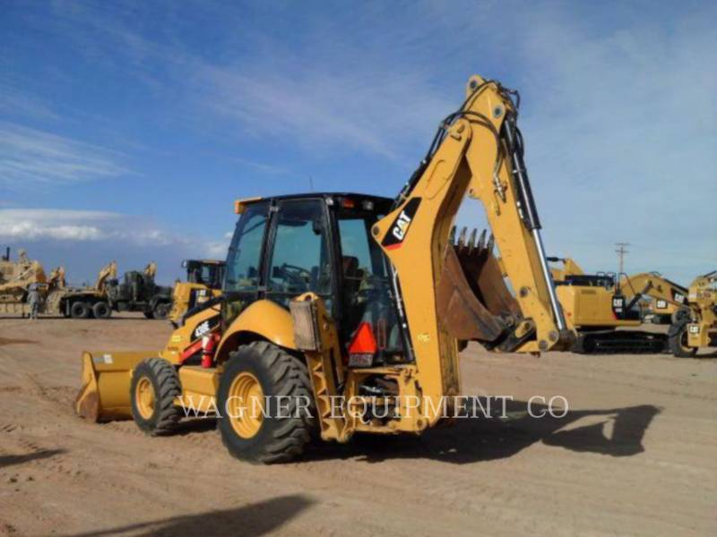 CATERPILLAR BAGGERLADER 430E 4WD equipment  photo 2
