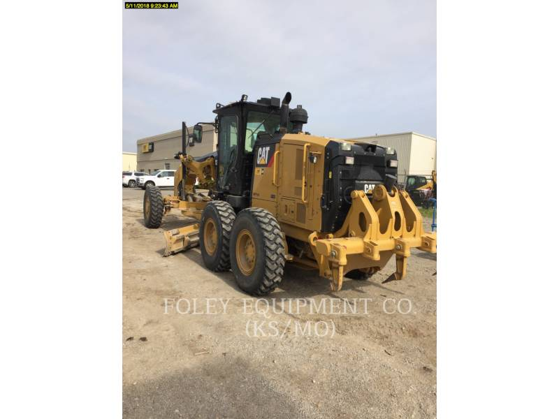 CATERPILLAR NIVELEUSES 12M2AWDT equipment  photo 3