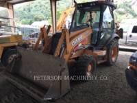 Equipment photo CASE/NEW HOLLAND 580N RETROESCAVADEIRAS 1