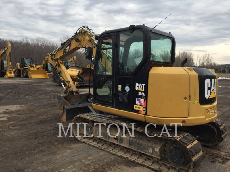 CATERPILLAR TRACK EXCAVATORS 308E CR SB equipment  photo 3